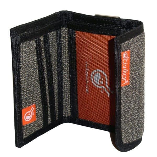 tactical tri fold cliptm wallet by civilian lab 3b8