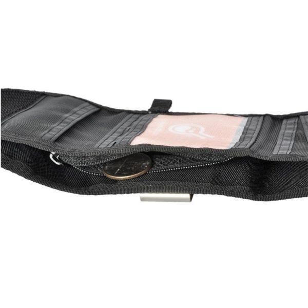 tactical tri fold cliptm wallet by civilian lab b60